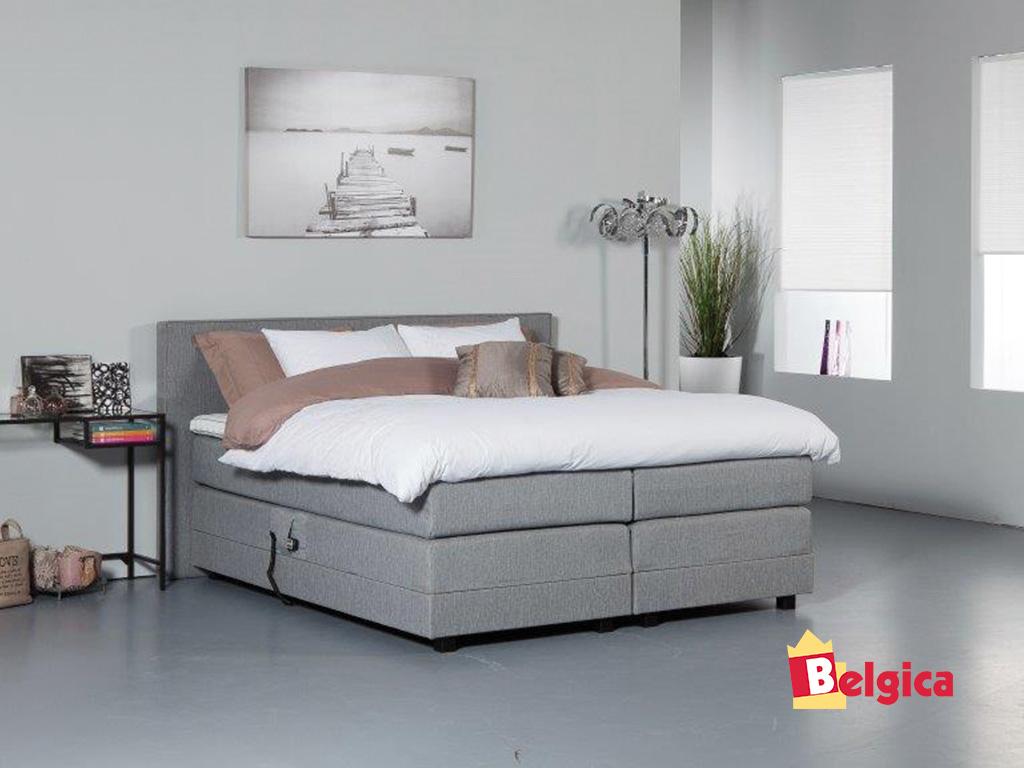 Boxspring dream 602 electrique for Meuble belgica tongres