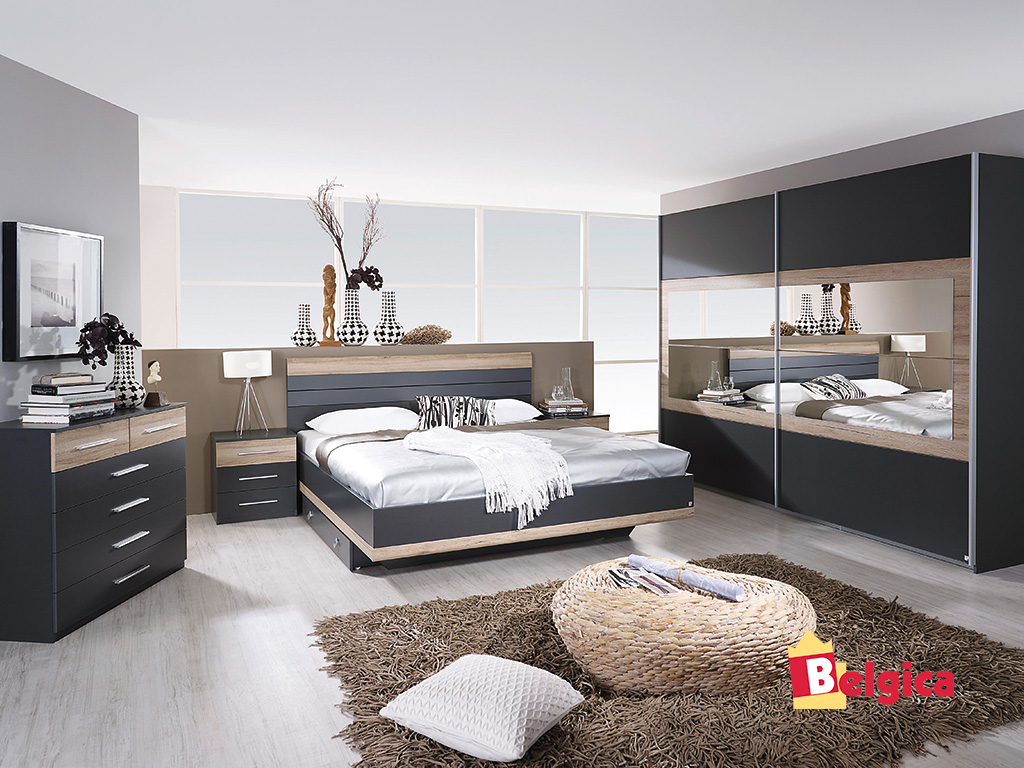 chambre a coucher tarragona. Black Bedroom Furniture Sets. Home Design Ideas